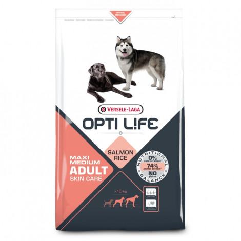 Opti Life Skin Care Cão Medium/Maxi Adulto