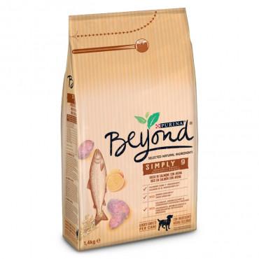 Beyond Simply 9 - Salmão com aveia