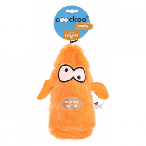 Coockoo Boozy Brinquedo com garrafa para cão - Roxo