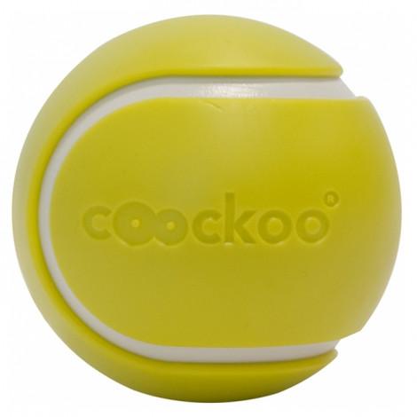 Coockoo Bola mágica para cão e gato - Amarela