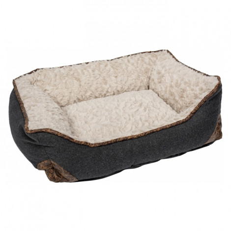 Duvo+ Cama polar retangular para cães