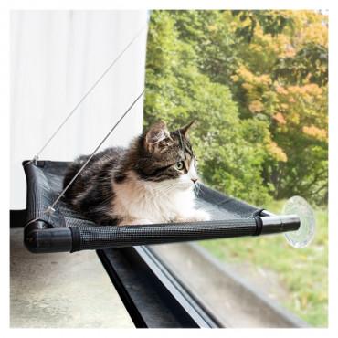 Duvo+ Rede de janela para gatos