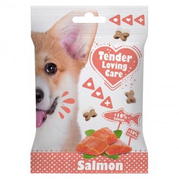 Duvo+ Soft Snacks de Salmão para cão