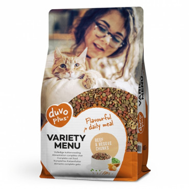 Duvo+ Alimento seco Mix para gato adulto