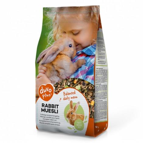 Duvo+ Muesli para coelhos