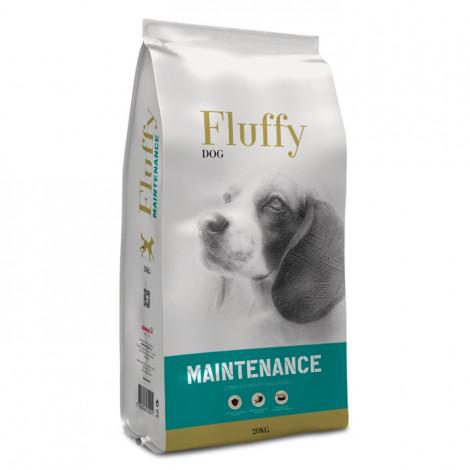Fluffy Maintenance Cão Adulto