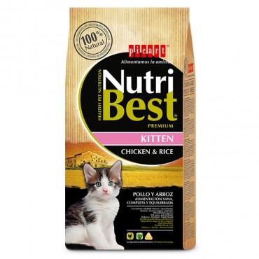 Nutribest Premium Gato - Kitten