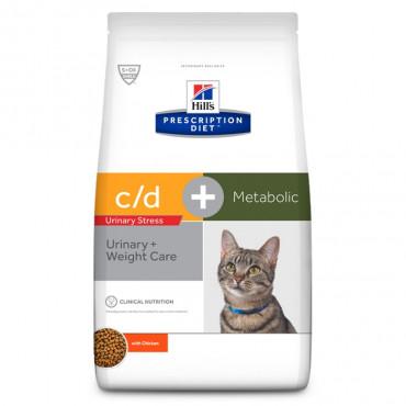 Hill's Feline - Metabolic Plus Urinary Stress