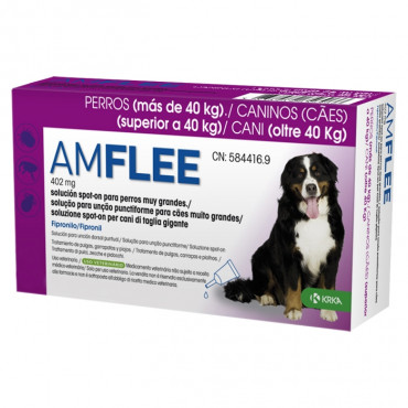 Amflee Cão + 40 kg