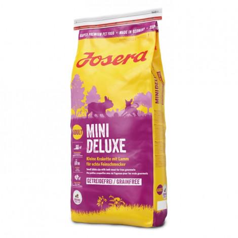 Josera MiniDeluxe Grain free Cão Adulto Mini