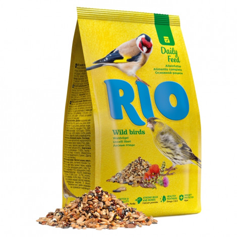 RIO Alimento para aves selvagens