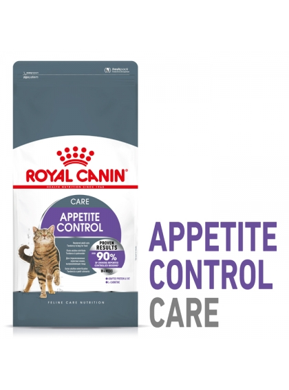 Royal Canin Sterilised Appetite Control Gato adulto