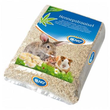 Duvo+ Palha de cânhamo para roedores