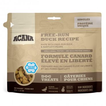 ACANA Free-Run Duck - Snacks de pato para cão