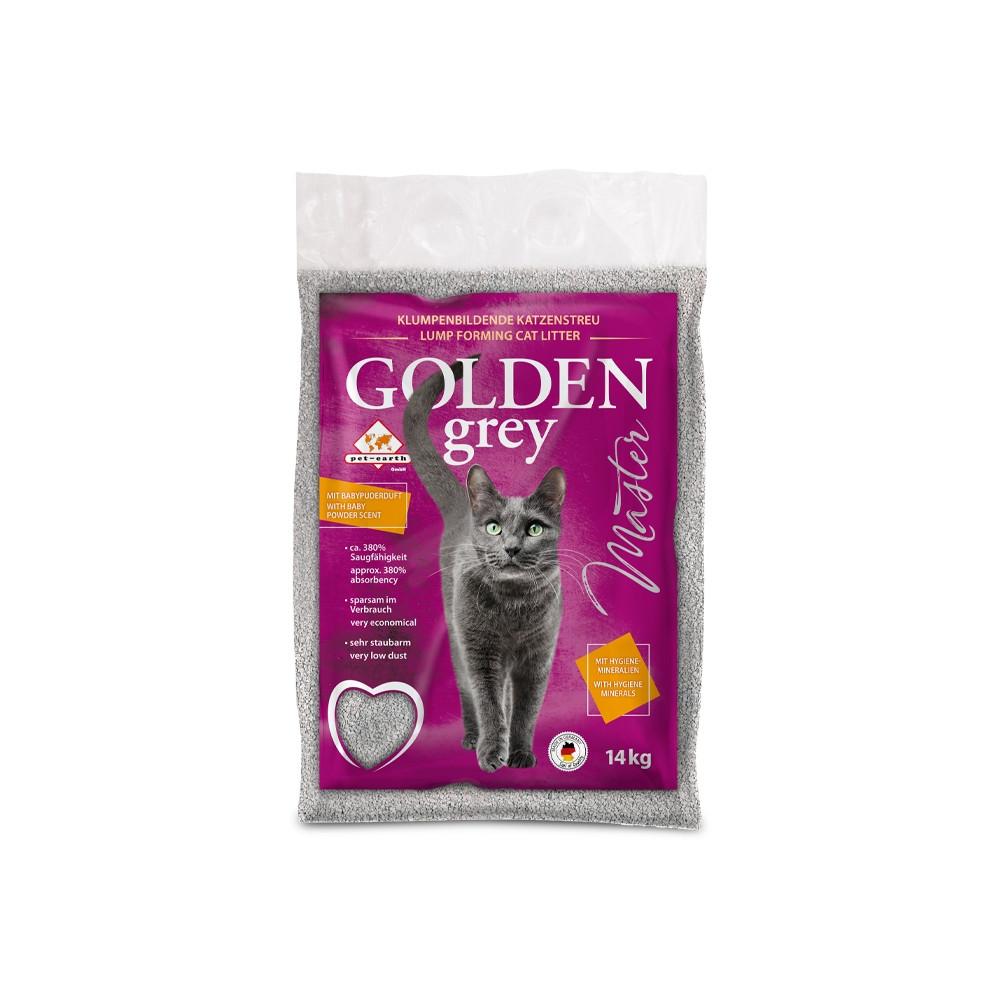 Golden Grey Master Areia para gato