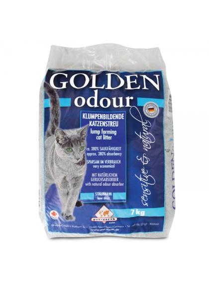 Golden Odour Areia para gato