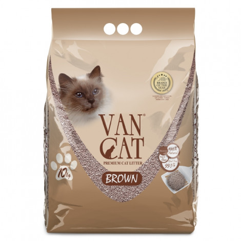 VanCat Brown Areia para gato