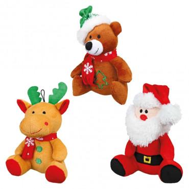 Trixie Peluches de Natal com som