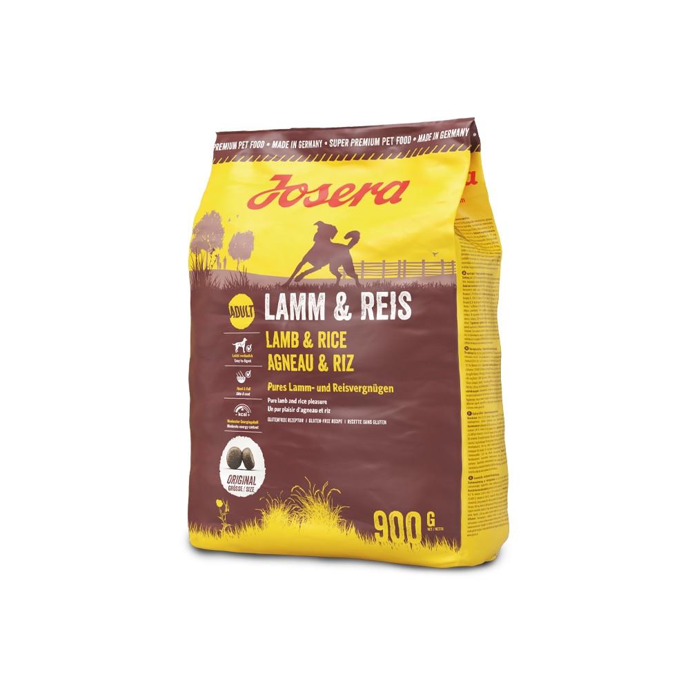 Josera Cão adulto - Borrego e arroz