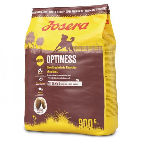 Josera Optiness Cão adulto Medium/Large - Borrego