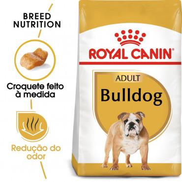 Royal Canin Bulldog Cão Adulto