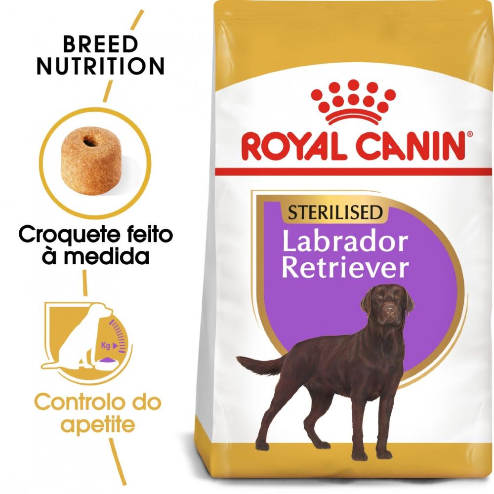 Royal Canin - Labrador Retriever Sterilised