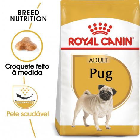 Royal Canin Pug Cão Adulto