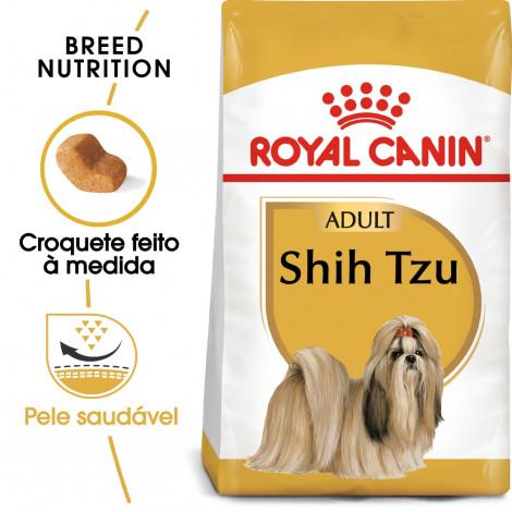 Royal Canin Shih Tzu Cão Adulto