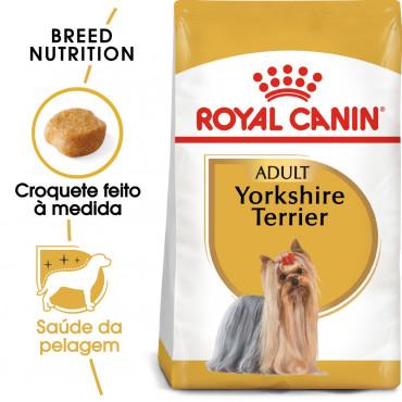Royal Canin Yorkshire Terrier Cão Adulto