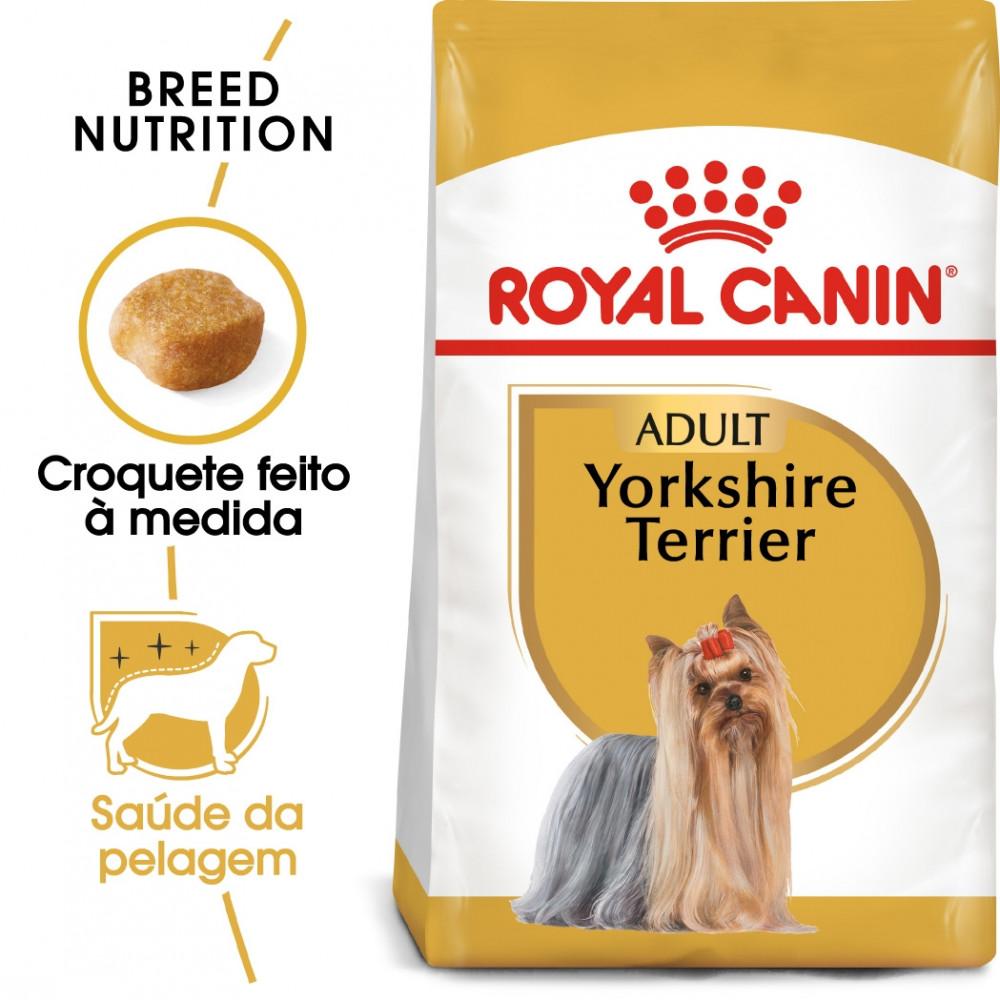 Royal Canin Yorkshire Terrier Adult Ração seca para cães de raça
