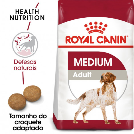 Royal Canin Medium Cão Adulto