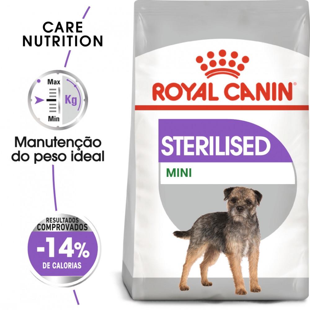 Royal Canin Sterilised Cão Mini Adulto