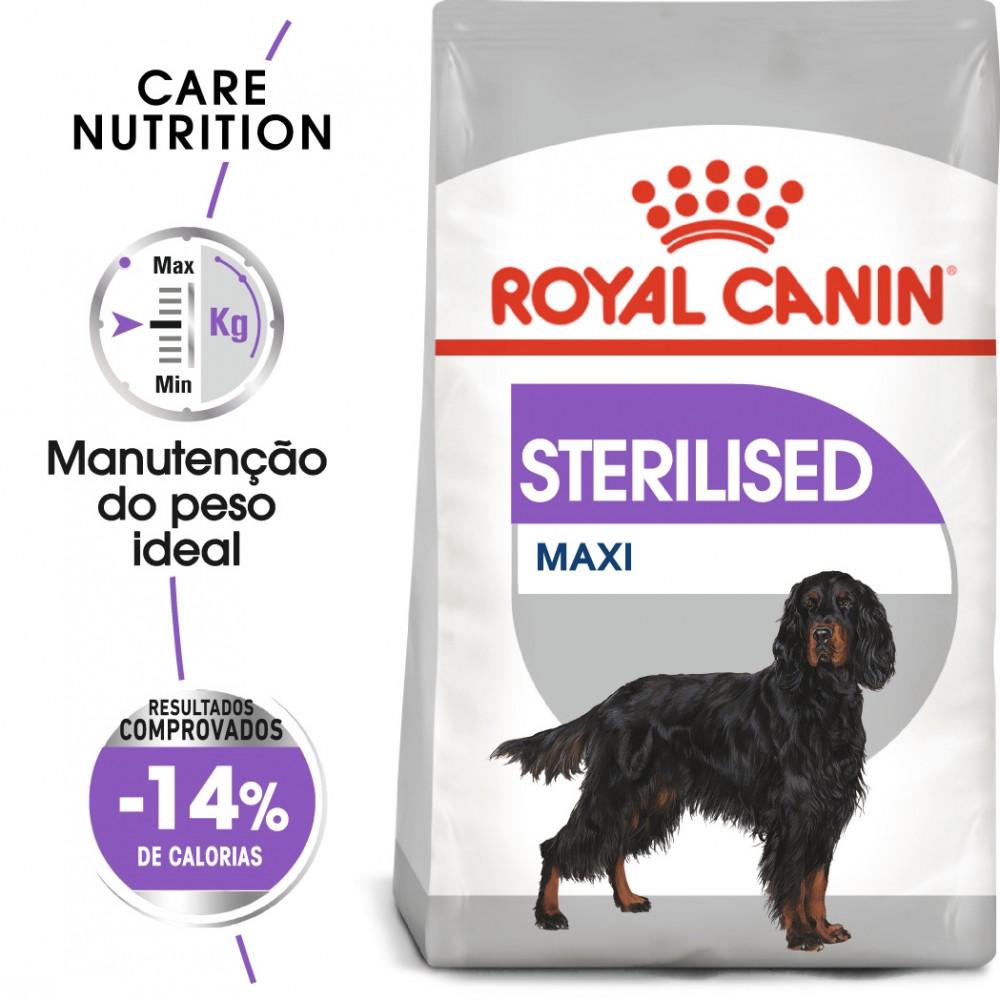 Royal Canin Sterilised Cão Maxi Adulto
