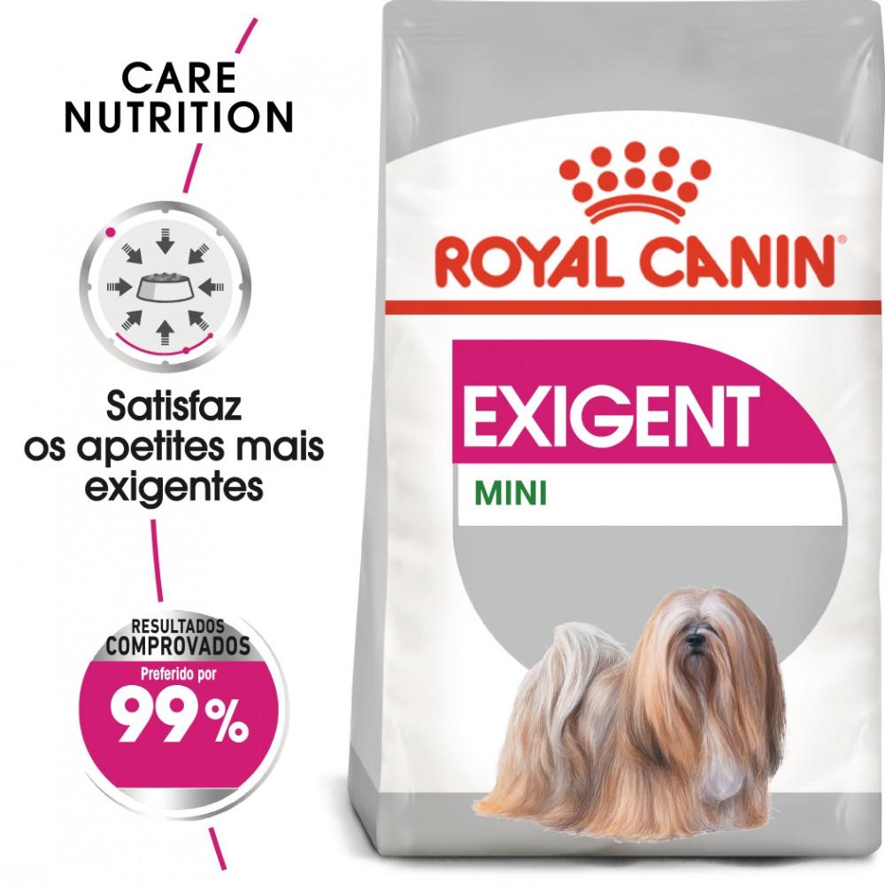 Royal Canin Exigent Cão Mini Adulto