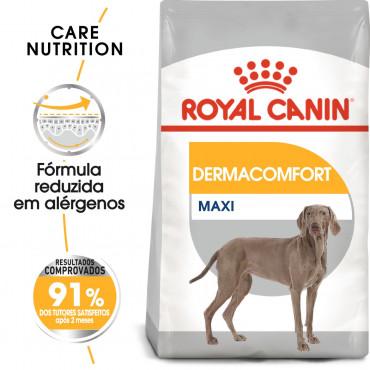Ração para cão Royal Canin Maxi Dermacomfort