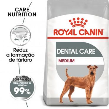 Royal Canin Dental Care Cão Medium Adulto
