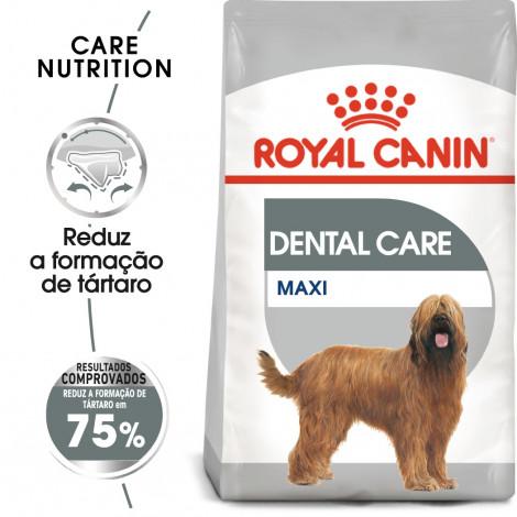 Royal Canin Dental Care Maxi Cão adulto