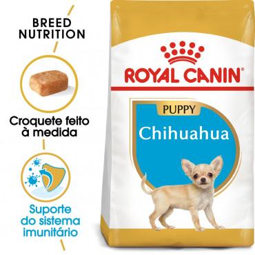 Royal Canin - Chihuahua Puppy - Ração para Cão | Goldpet