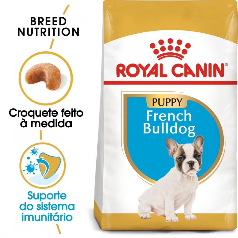 Royal Canin Bulldog Francês Cão Puppy