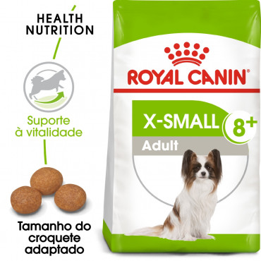 Royal Canin - X-Small Adult 8+ - Goldpet