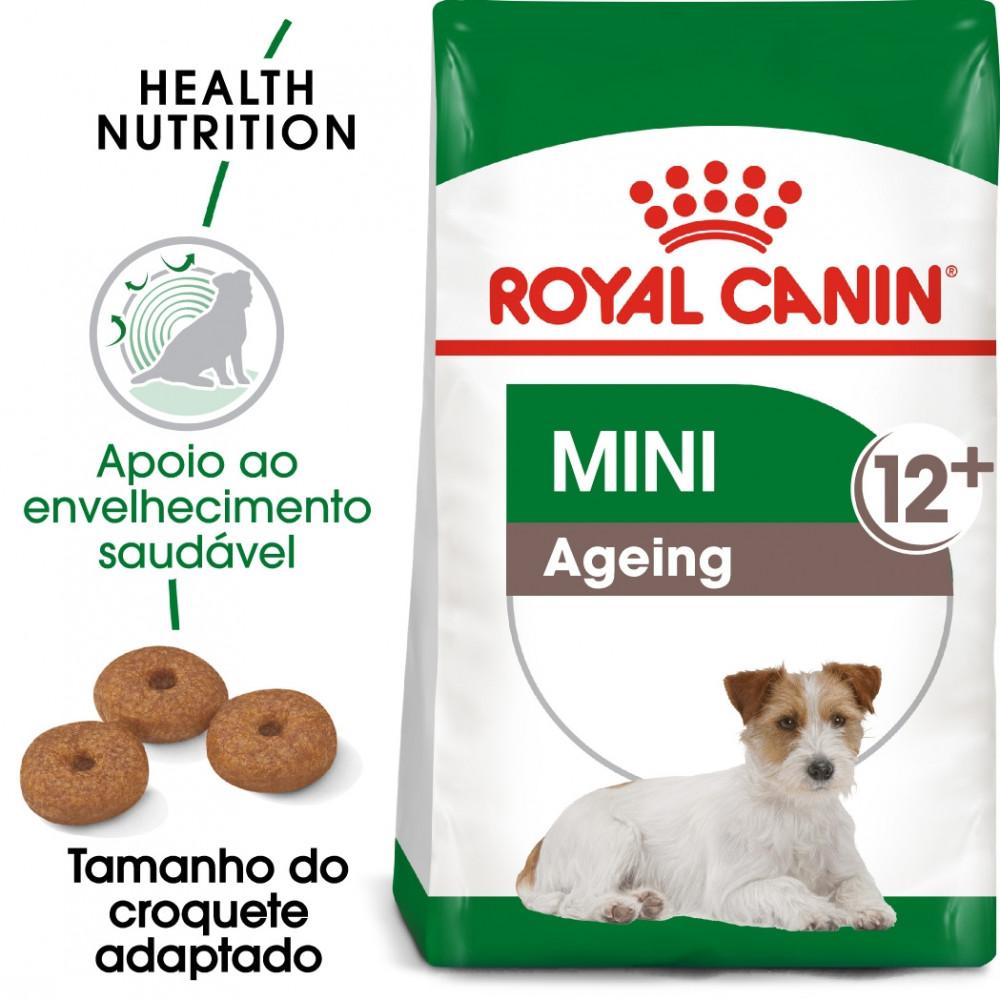 Royal Canin Mini Ageing 12+ Cão sénior