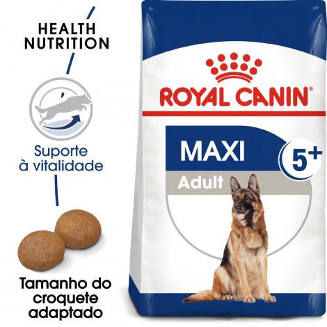 Royal Canin Maxi Cão adulto 5+