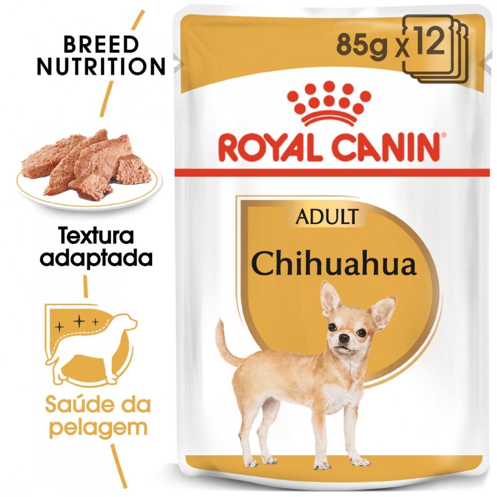 Royal Canin Chihuahua Cão adulto - Em patê