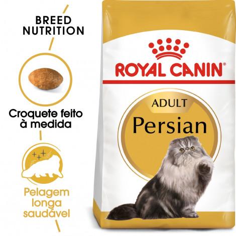 Royal Canin Persian - Ração seca gato adulto persa