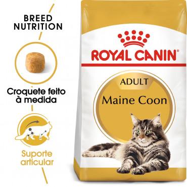 Ração para gato Royal Canin Maine Coon