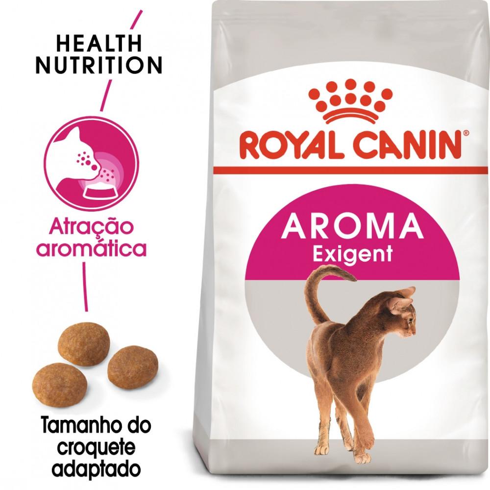 Royal Canin Aroma Exigent Gato adulto
