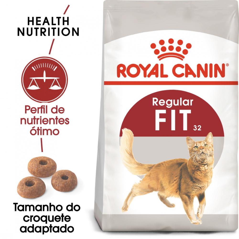 Royal Canin Regular Fit 32 Gato adulto
