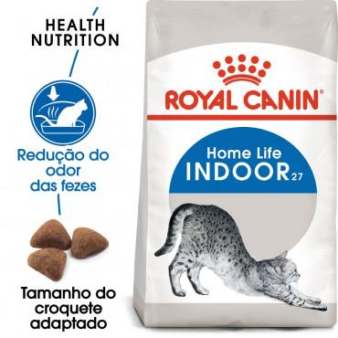 Ração para gato Royal Canin Indoor