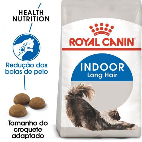 Royal Canin Indoor Long Hair Gato adulto