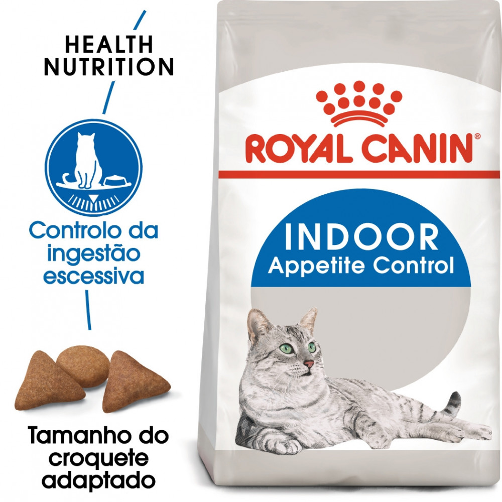 Royal Canin Indoor Appetite Control Gato adulto